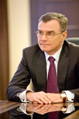 Виктор Субботин, директор завода