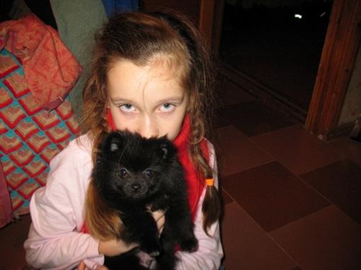 Катя пережила тяжелую психологическую травму. Фото: соцсети.