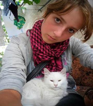 Ксения Костюк, фото mvs.gov.ua