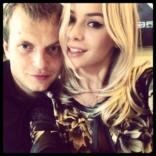 Олег Гусев с Марией. Фото: facebook Марии Гусевой
