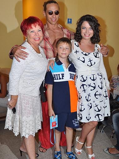 Вся семья в сборе. Только 11-летнему Архипу еще бы сестренку! Фото: Ростислав РИПКА.