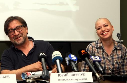 Юрий Шевчук и Алена Романова: мужской и женский голоса