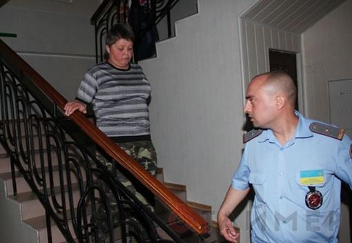Эмму Михайлову, сбившую девочку,заключили под стражу. Фото: