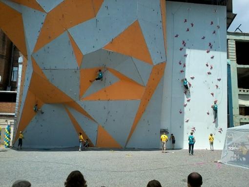 Спортсмены соревновались на разных по сложности трассах. Фото: Татьяна Касьяненко.