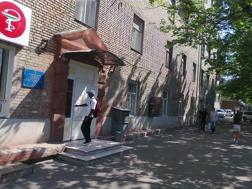 Трагедия произошла в общежитии Горного университета. Фото: автор и соцесети.