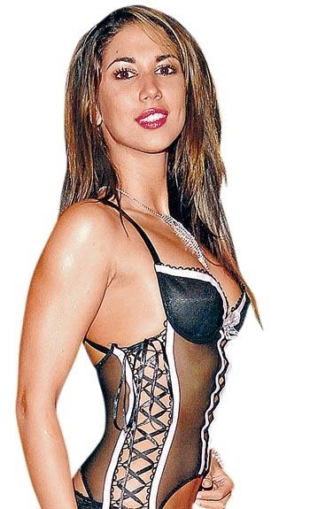 32-летнюю модель Лейлани Даудинг британские таблоиды называют роковой разлучницей. Фото: gettyimages.com.