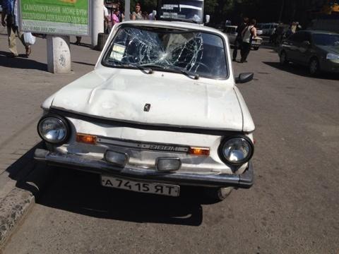 ДТП произошло в 8.50 на перекрестке ул. Героев Сталинграда и ул. Б. Кротова.