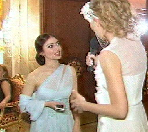 Мелике Ипек Ялова попала на роль принцессы в сериале