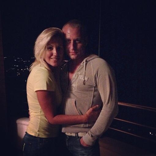 Клочкова с поклонником. Фото instagram.com