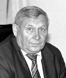 Николай Павлюк. Фото: архив