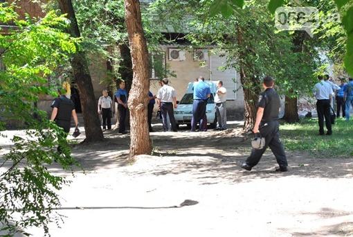 Близко не подходим - вдруг рванет. Фото с сайта 0564.ua