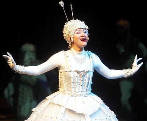 Alegria – фирменное шоу Cirque Du Soleil, его визитная карточка. Фото: Павел ДАЦКОВСКИЙ