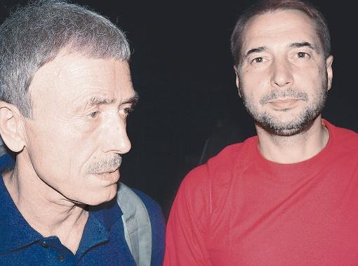 Сергей Бершов (слева) и Игорь Свергун покорили многие вершины мира. Теперь у Сергея остались только воспоминания о напарнике. Фото: личный архив.
