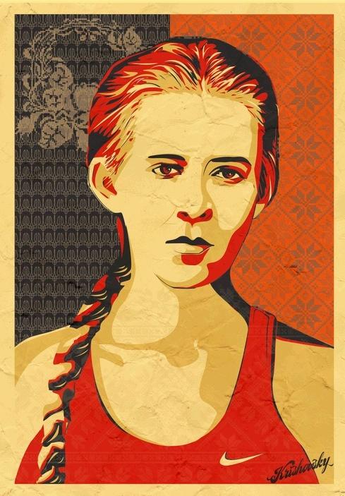 Леся Украинка благодаря креативному художнику принарядилась в стильную майку-