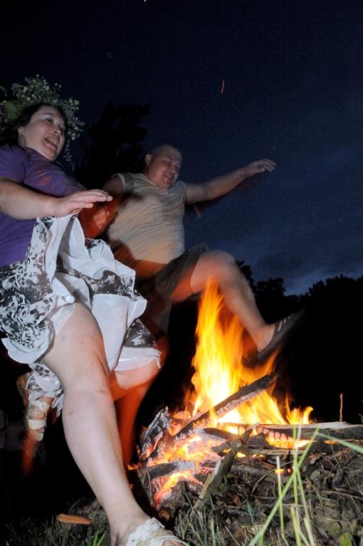 Главная цель фестиваля – сохранение наших фольклорных традиций. Фото: Сергей Петров.