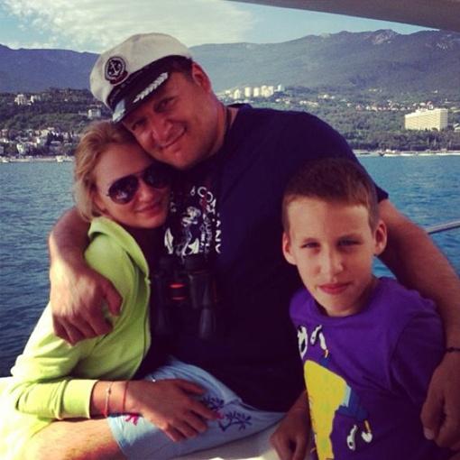 Михаил Добкин отпуск проводит в Крыму. Фото: Instagram