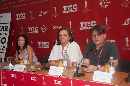 Валерий Тодоровский выступил в роли продюсера. Фото: Максим Войтенко