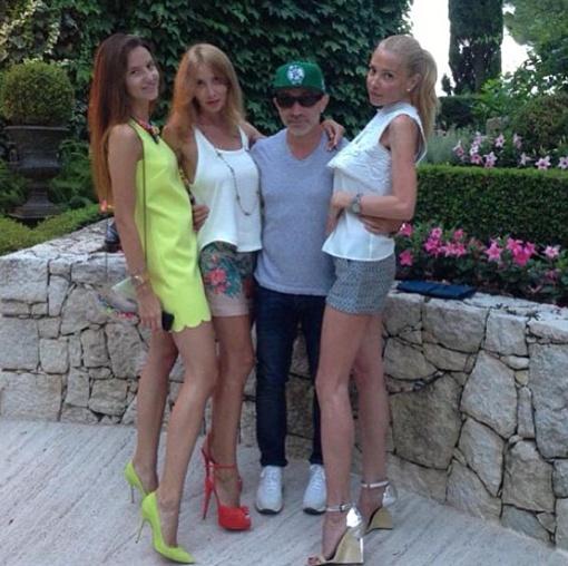 Кернес выложил новое фото на своей страничке в соцсетях. Фото: instagram.com/gepard59