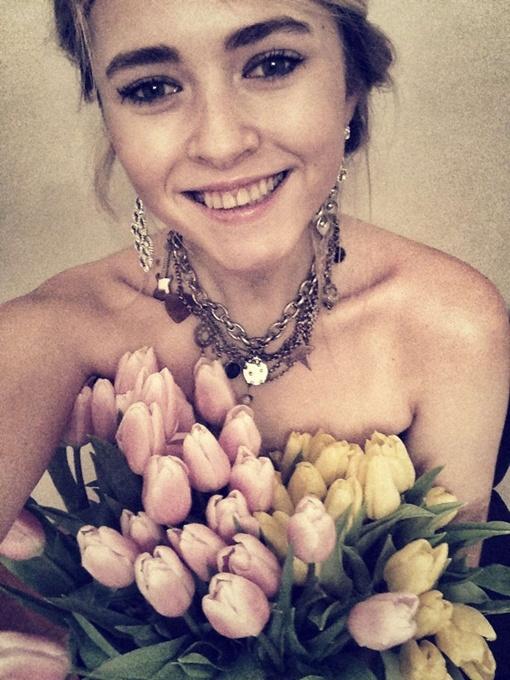Алиса Матвийчук. Фото с сайта vk.com