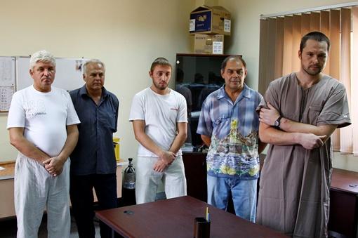 Украинцы отрицают, что помогали режиму Каддафи. Фото Washington Post