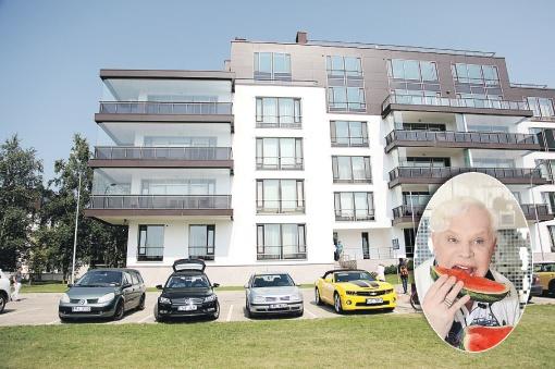 Борис Моисеев купил квартиру в этом доме, и теперь гостиница ему не нужна. Фото: Лариса КУДРЯВЦЕВА (