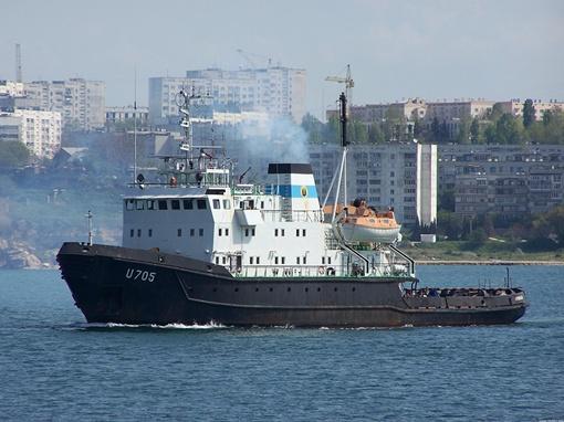 Буксирное судно ВМСУ