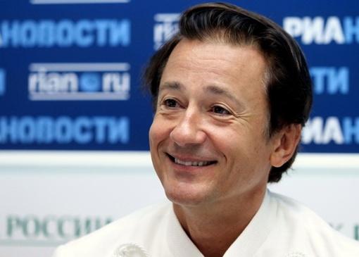 Олег Меньшиков в восторге от Киева. Фото: Павел ДАЦКОВСКИЙ