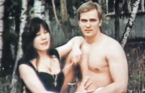 Азиза и Игорь Малахов могли стать мужем и женой. Но после смерти Игоря Талькова их пути разошлись. Фото: Первый канал.