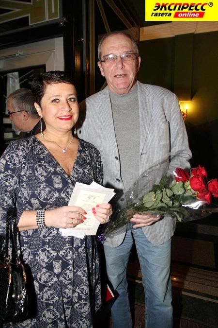 Эммануил ВИТОРГАН и его супруга Ирина заявляли, что счастливы тому, что Ксения СОБЧАК вошла в их семью. Фото: Борис КУДРЯВОВ, eg.ru