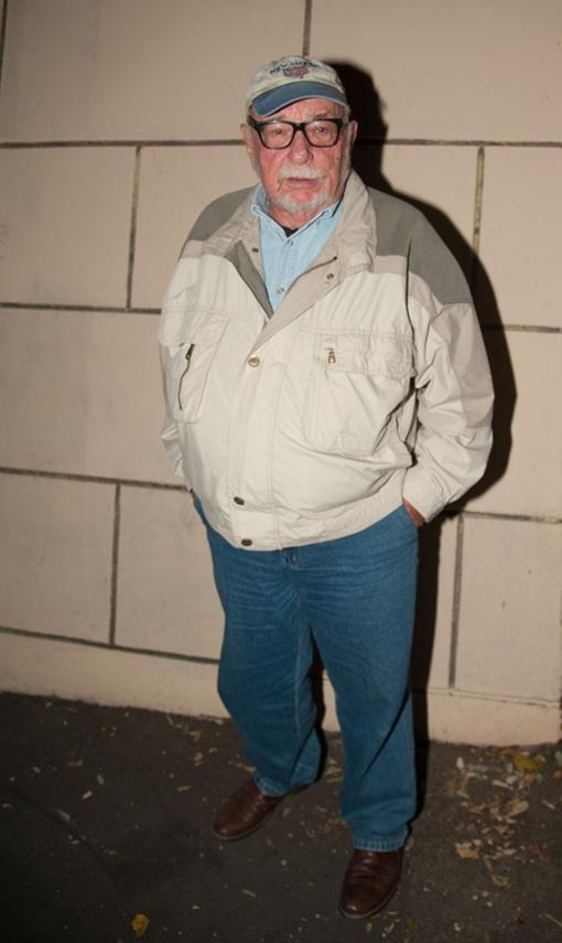 Одним из почетных гостей стал выдающийся польский кинорежиссер Ежи Гофман