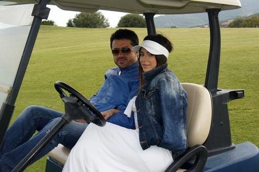 Каролина и Мурат женаты уже 4 года. Фото: пресс-служба певицы.