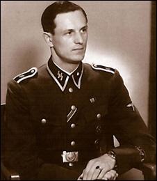 Рохус Миш был телохранителем фюрера. Фото