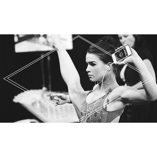Танец победительницы. Фото instagram.com/dance10amy