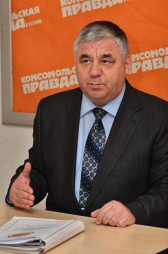 Директор Департамента реагирования на чрезвычайные ситуации ГСЧС Григорий Марченко. Фото: Оскар Янсонс.