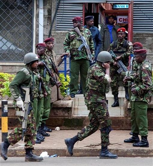 Спецназ незадолго до решающего штурма. Фото: REUTERS