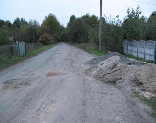 В Житомирской области жестоко избили киевского таксиста