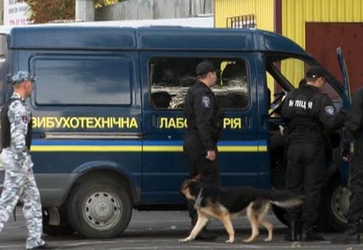 """В Одессе """"заминировали"""" центральный автовокзал"""