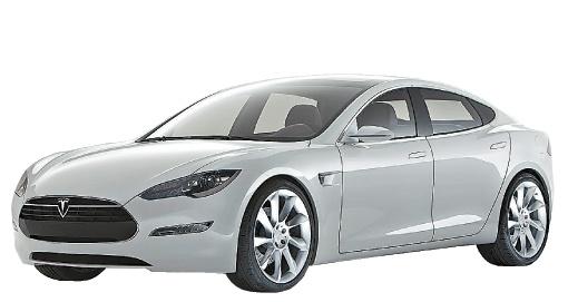 Электрокар Tesla уже стал легендой не только в США, но и во всем мире. Фото: архив