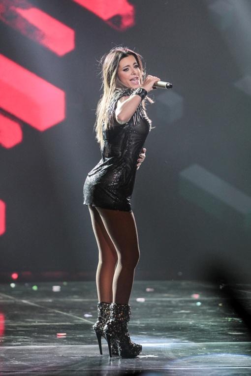 Ани лорак в кожаных трусах на сцене