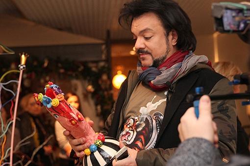 Филипп Киркоров решил устроить дочке настоящий праздник и не поскупился на подарки