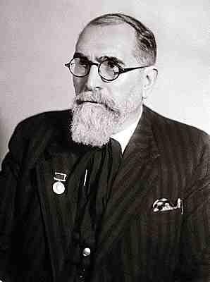 Сергей Дмитриевич Меркуров (1881–1952). Фото: wikipedia.org