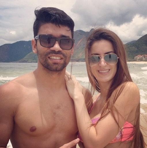 Эдуардо с супругой, фото: instagram.com