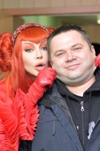 Своего охранника Николая Ирина Билык ласково называет