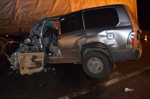 63-летнего виновника ДТП спасти не удалось. Фото: пресс-служба ГАИ в Харьковской области