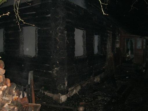 Вероятно, причиной пожара стала неосторожность при курении. Фото: пресс-служба ГСЧС Украины