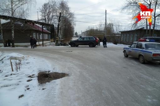 43-летний водитель мотоцикла и его 26-летний пассажир госпитализированы с переломами ног. Фото: УМВД России по Рязанской области