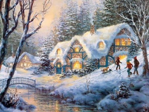 Смс-поздравления с Рождеством Христовым фото 1