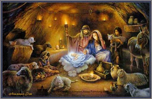 Поздравление рождества христова своими словами