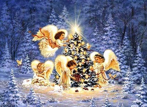 Смс-поздравления с Рождеством Христовым фото 4