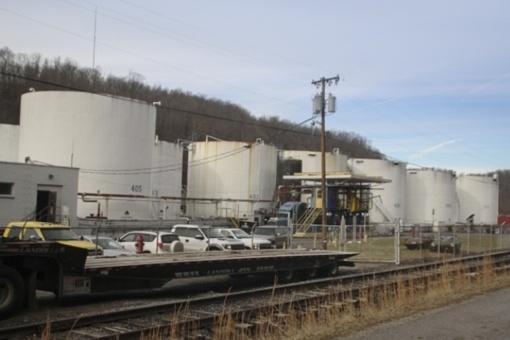 Около 28 тонн  химикатов попали в реку, а оттуда –  в городские водопроводные системы